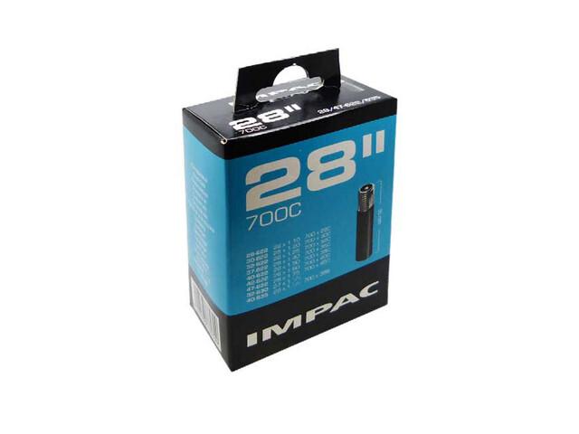 """Impac 28-47/622-635 binnenband 28"""" zwart"""